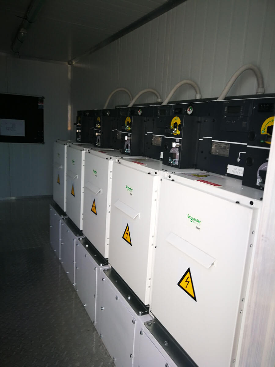 11kV Container Substation