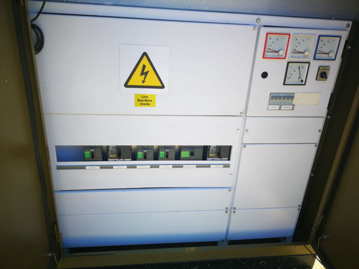 11kV Mini Substation