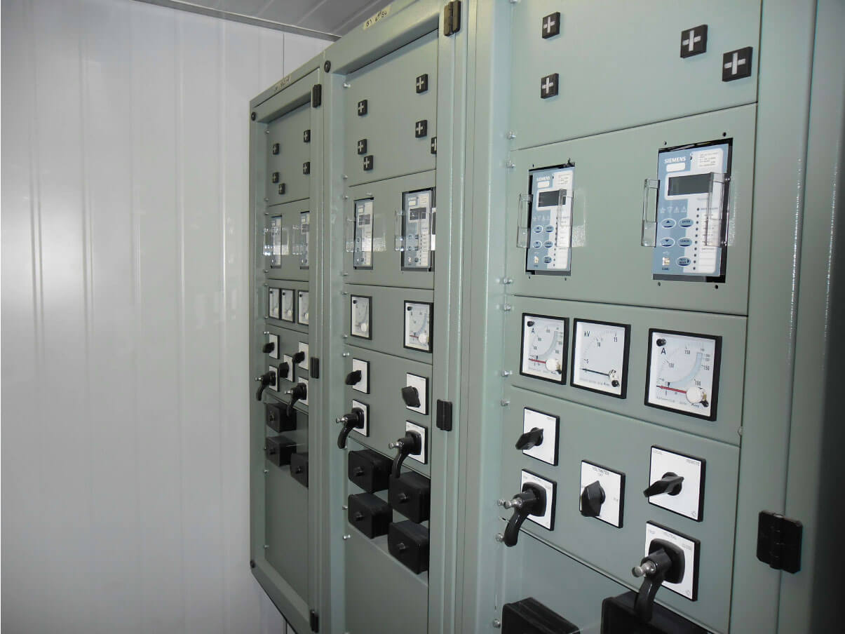 22KV Remote Control Station